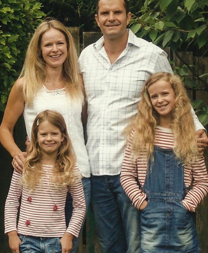 Hughes Jones Family