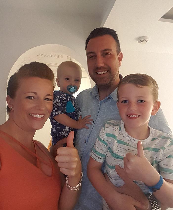 Rutter Family