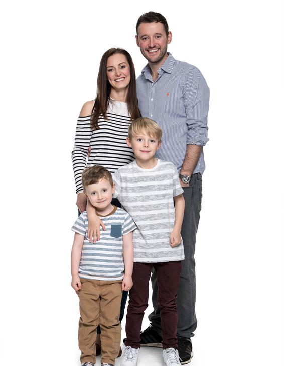 Charlton Family