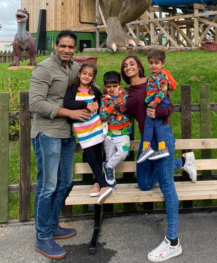 Ladhar Family