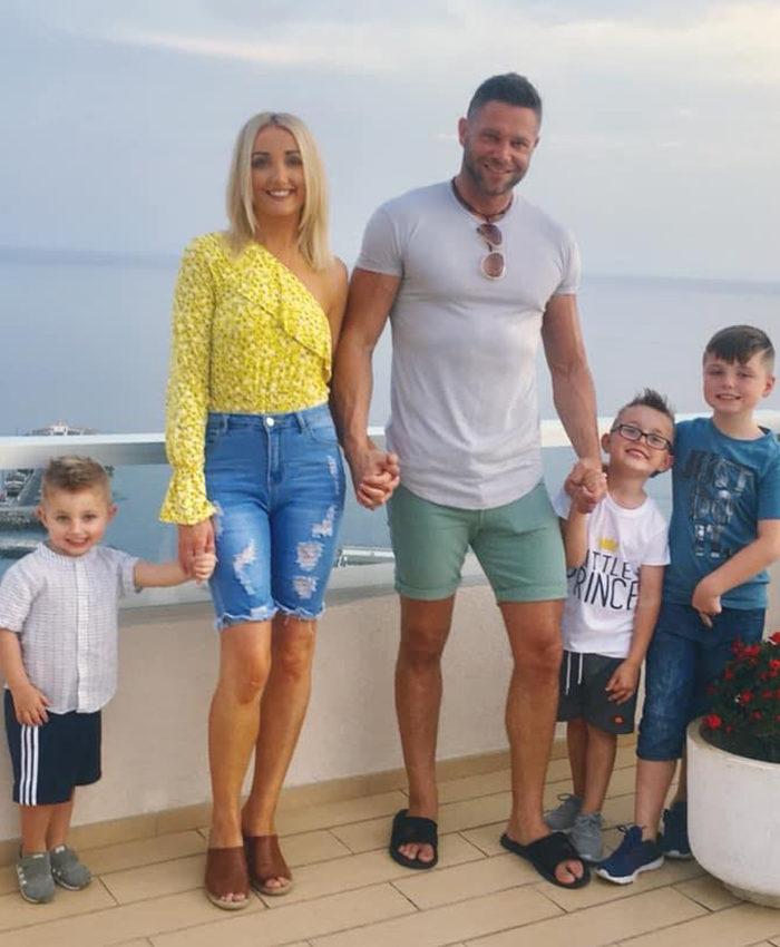 Joseph Dodd Family