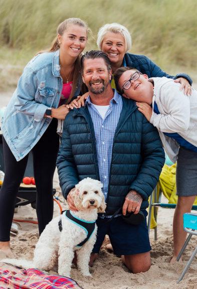 Julie Jones Family