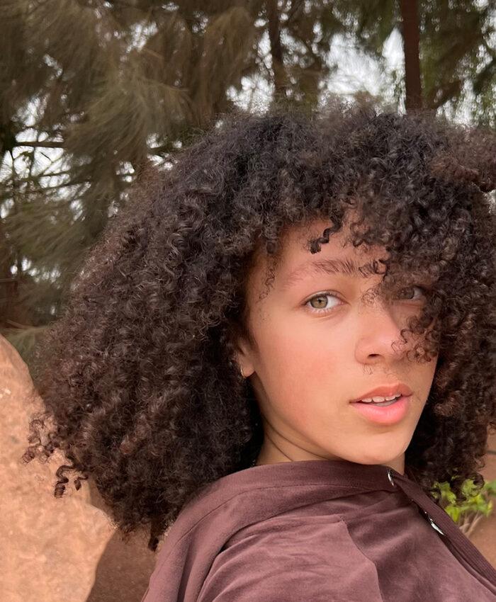 Claire Robinson Family