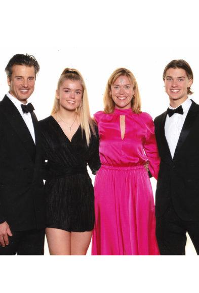 Scutt Family