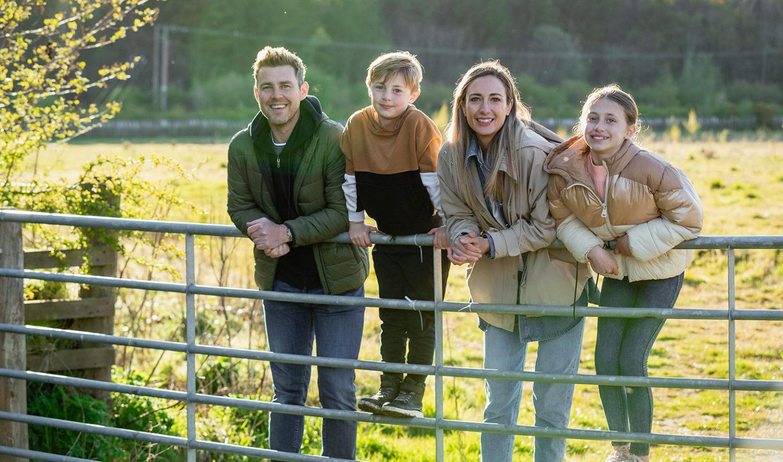 Colden Family
