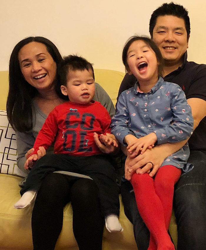 Tsang Family