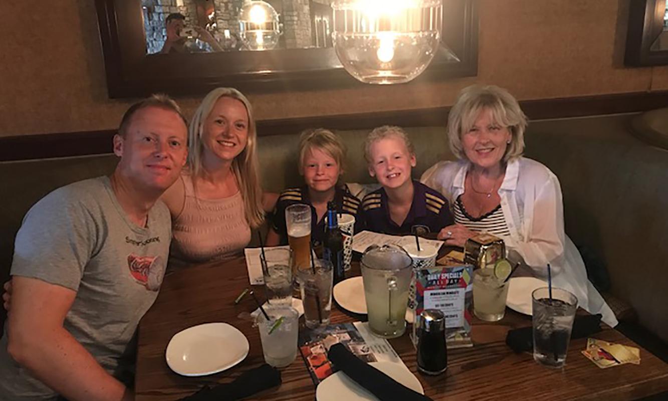 Salkeld Family