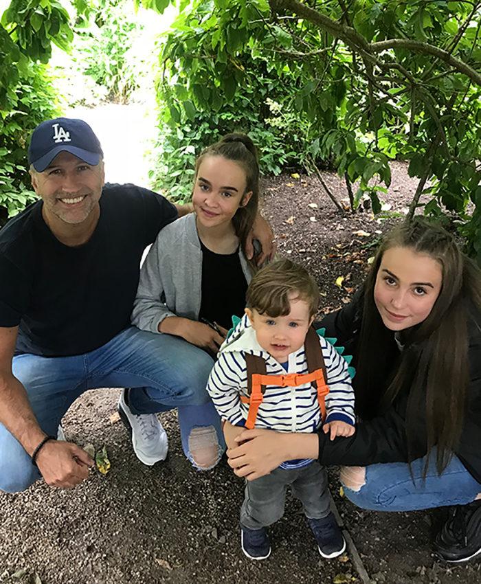 Caizley Family