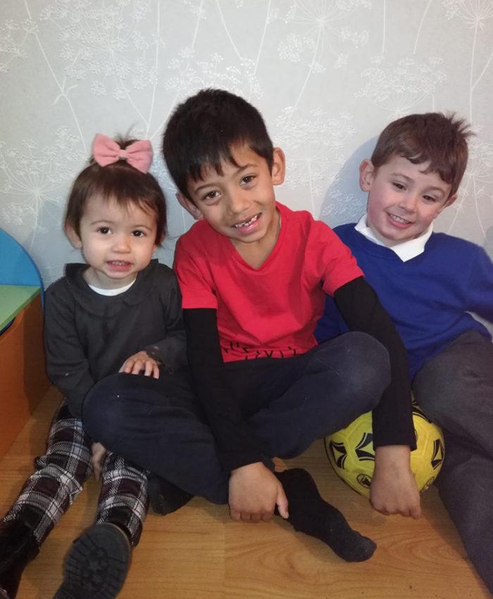 Baddoo Family