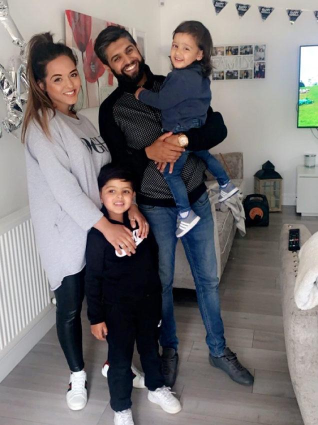 Pervez Family