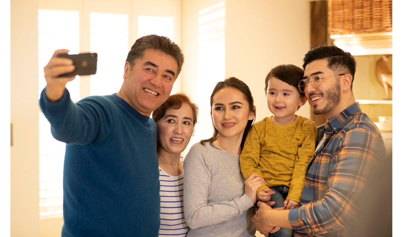 Emrain Family